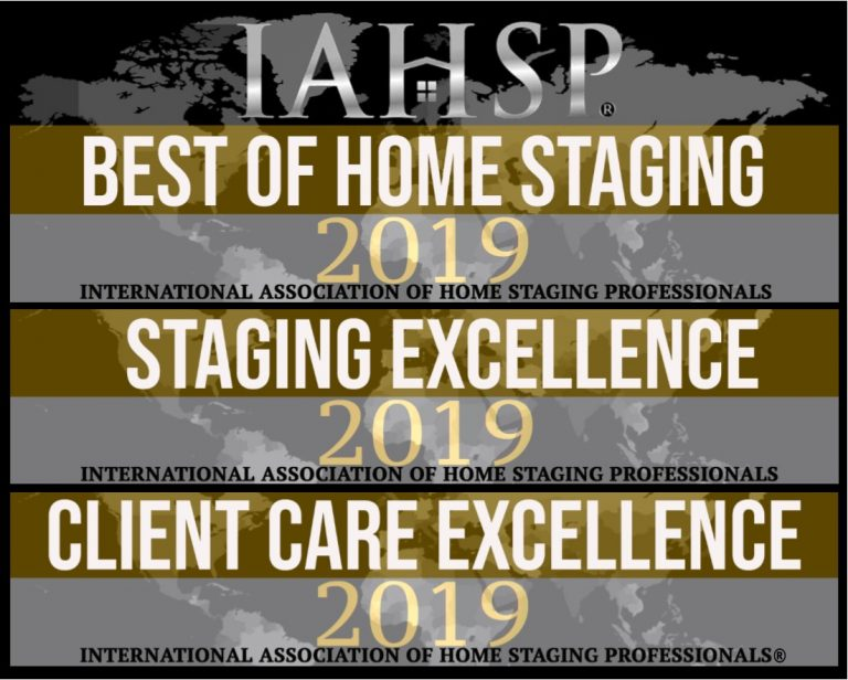 IAHSP Best of Home Staging - Exc and Client Care