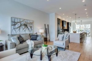 Feature Friday living room